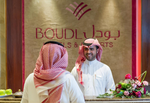 Careers at Boudl Apart Hotel